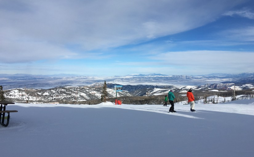 The Joys of Downhill Skiing (#271)