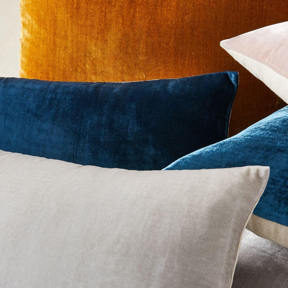 lush velvet pillow covers