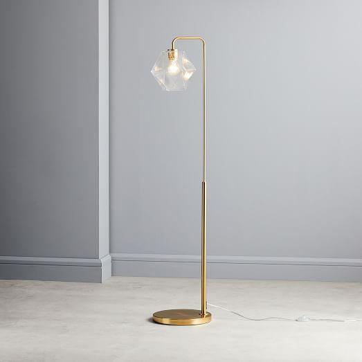 Modern Floor Lamps Standing Lamps West Elm United Kingdom