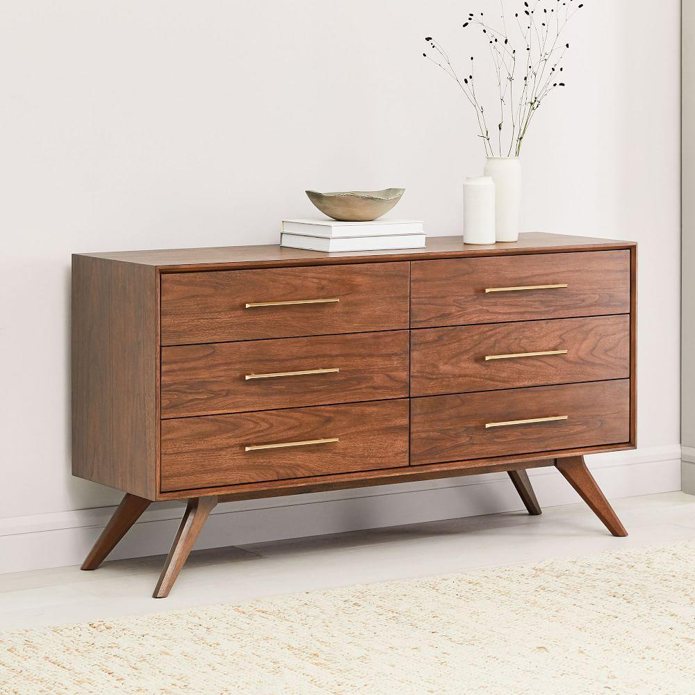 wright 6 drawer chest