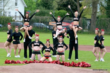 HPC-Holm Panthers Cheerleading