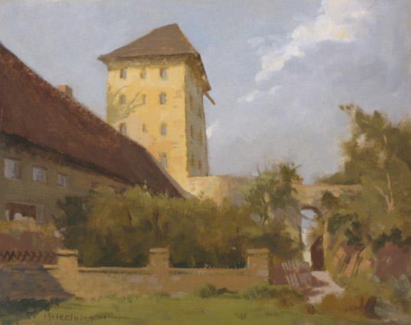 BuechnerLandscapeWeissenstein - Thomas S. Buechner: Landscape