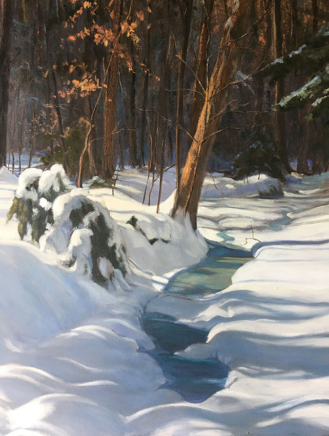 GardnerSnowbound - Current Exhibit: Tom Gardner and Martin A. Poole 2019