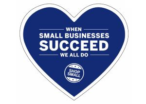 PointofSale Small Business Heart Cutout Small Business Saturday 01 - TITLE HEART