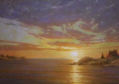 Martin Poole: Land/Seascapes