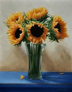 RohverBouquetofSunflowers - RohverBouquetofSunflowers