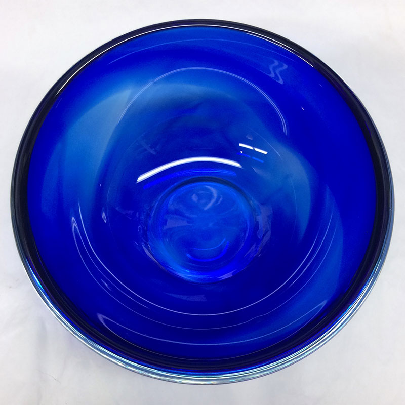 "Aaron Rovner-Buck ""Cobalt Bowl - Angle"" Inquire"