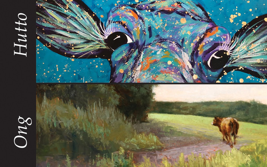 Opening Reception: Spotlight Exhibit featuring Trish Coonrod, Amy Hutto, Wilson Ong and Gina Pfleegor – Showcasing Brian S. Keeler in the Upstairs Gallery