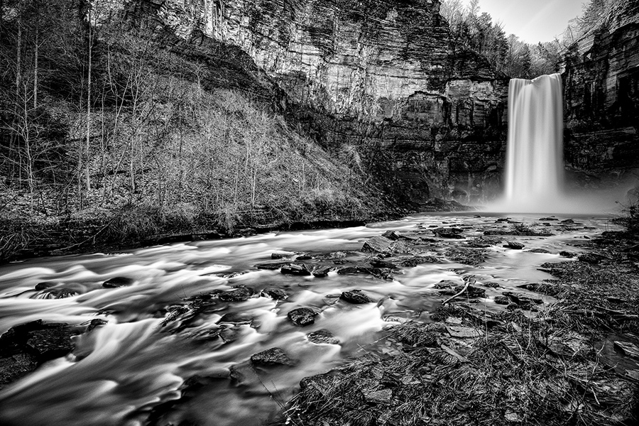 "Chris Walters ""Taughannock Falls II"" inquire for available ordering options"