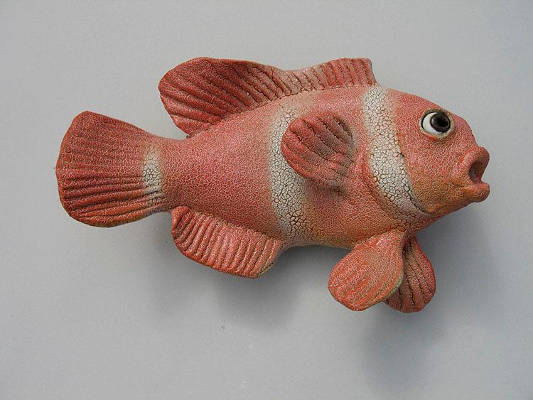 West End Gallery BennettClownFish - Alan and Rosemary Bennett