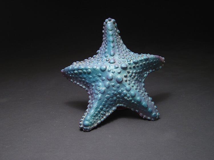 West End Gallery BennettStarfish - Alan and Rosemary Bennett