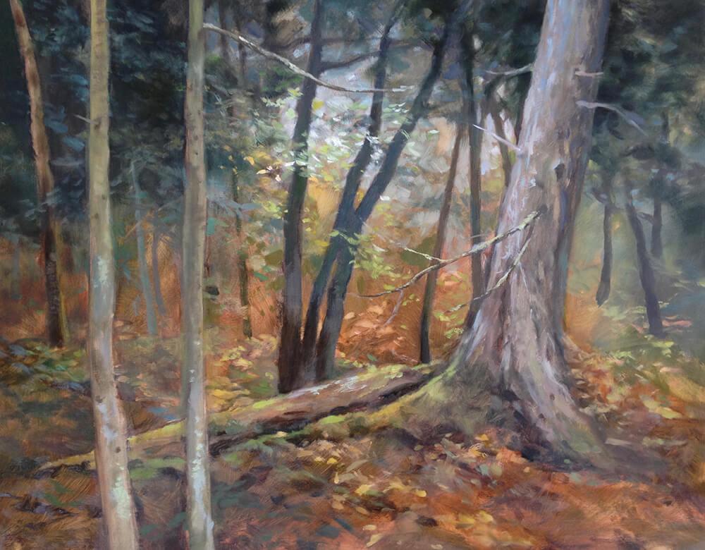 West End Gallery BialkeGrowthRings - Anne Bialke