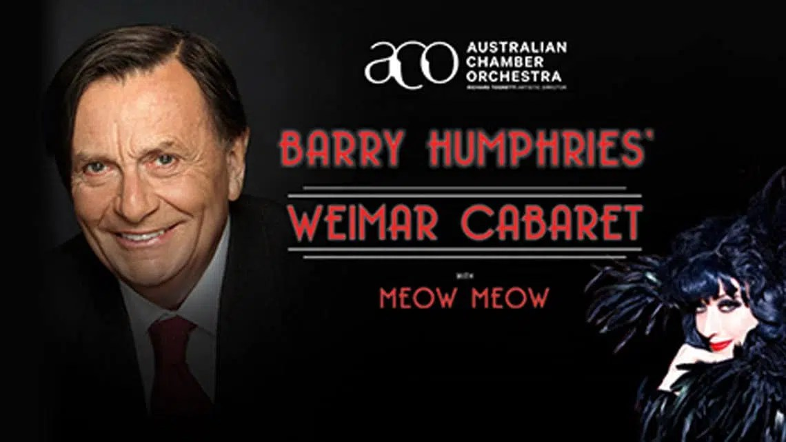 Image result for barry humphries