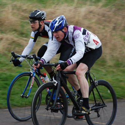 Racing the Westerley spring crit