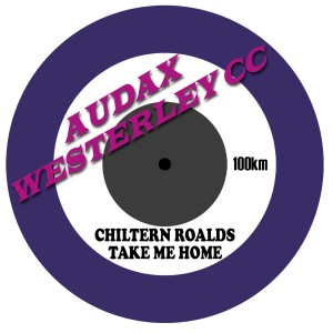 Chiltern Roalds, Take Me Home: 100km audax