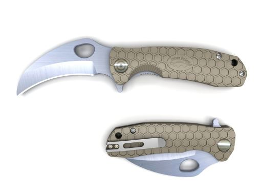 Honey Badger Knife by Western Active HB1122