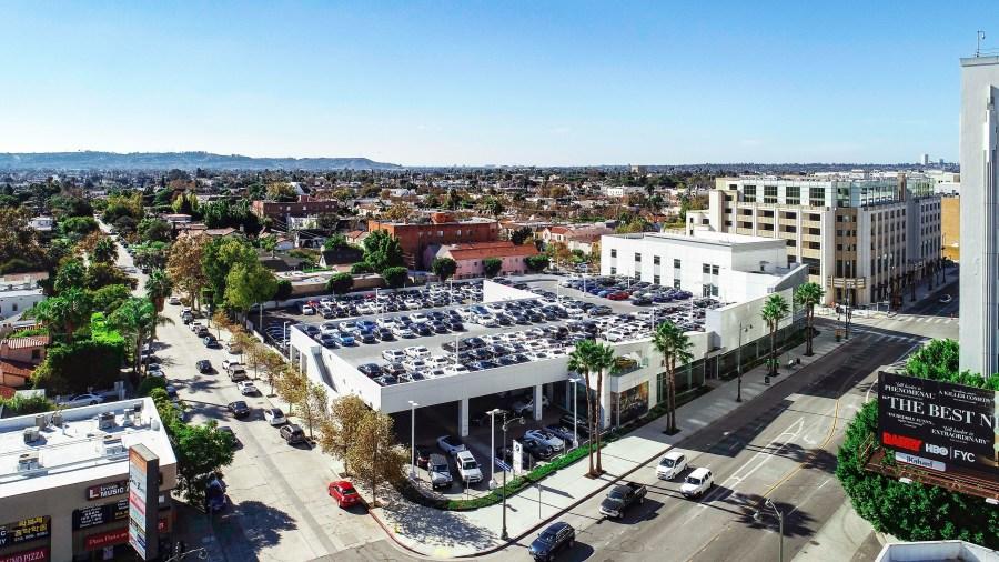 Beverly Hills BMW | Western Avenue Capital