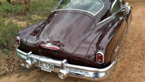 Stuart & Delys Syme 1950 Super Sedanette