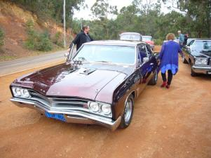 Paul & Laura Linge 1967 Buick GS400 Coupe