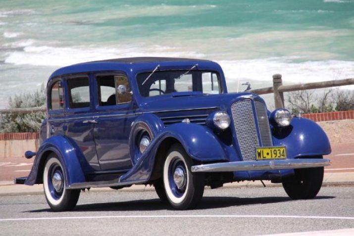 1934 Buick Sedan