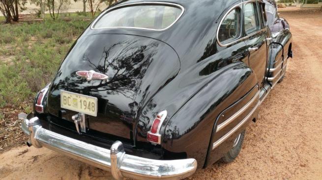 1948  Buick Sedan