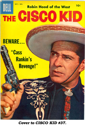 Image result for cisco kid comic book