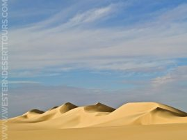 Sand dunes in the Great Sand Sea 3