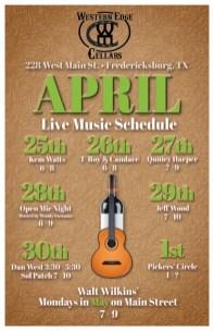 Western Edge Poster Apr 25