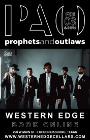 Prophets & Outlaws at Western Edge