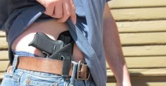 Gun-Owners Score Massive Win as House Passes Nation-Wide Concealed Bill