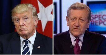 ABC Reporter Brian Ross Getting a Big Demotion Over Botched Trump Report
