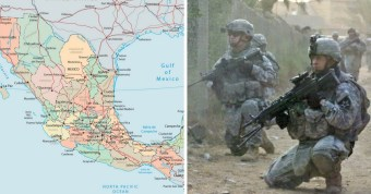 US State Department Labels Parts of Mexico as Dangerous as Afghanistan or Syria