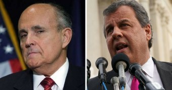 Giuliani Suggests White House Shakeup, Eyes Chris Christie for Attorney General