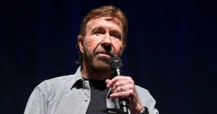 Martial artist and actor Chuck Norris makes his Wizard World Comic Con debut during Wizard World Comic Con Philadelphia 2017 at the Pennsylvania Convention Center on June 3, 2017.