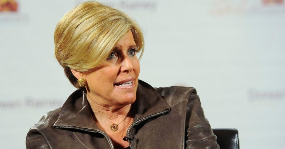 Suze Orman, who recently underwent surgery for a tumor on her spine, is recovering and doing well.