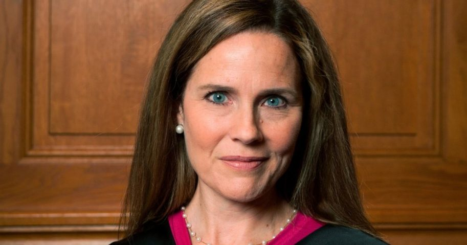 President Donald Trump is expected to nominate federal Judge Amy Coney Barrett to the Supreme Court of the United States on Sept. 26, 2020.