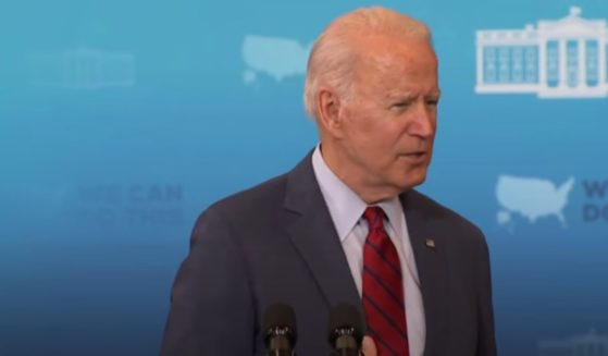 On Thursday, President Joe Biden spoke at North Carolina to promote the COVID vaccination.