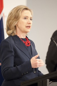 Hillary Clinton speech 8 SC 199x300 Clinton: Obama Has Sent Message of Respect For All Religions  'In Particular of Islam'