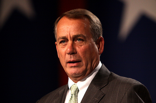 John Boehner 3 SC Report: GOP will end Fast and Furious investigation