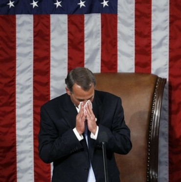 Boehner-Crying