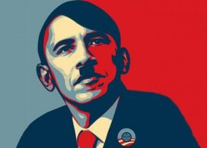 obama hitler 300x215 Lawmaker defends Obama Hitler comparison