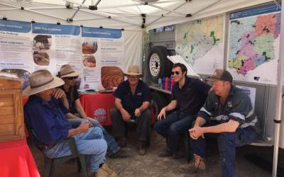 Bringing South Western NSW into the Landcare Network LLCI023-023