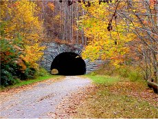 road to nowhere tunnel