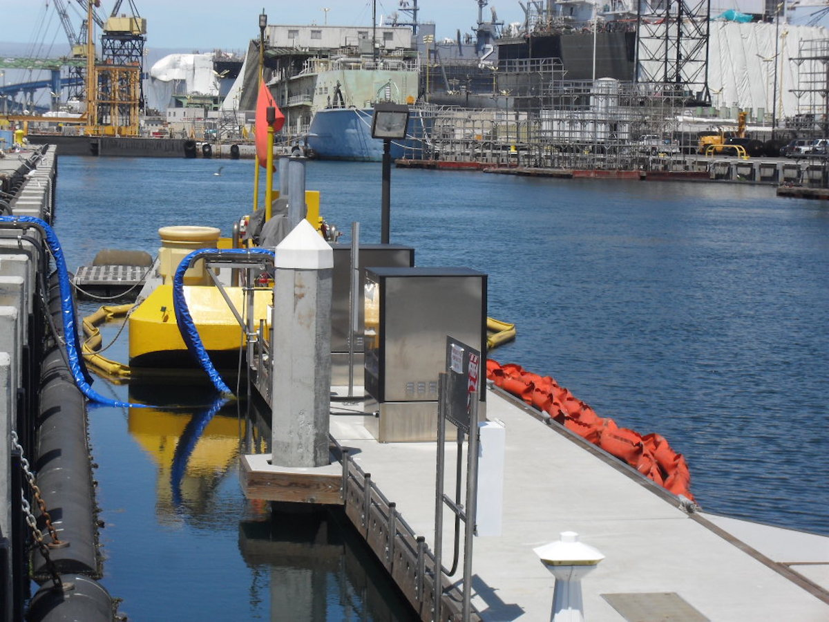 Western Pump | Marine Facility and Fuel Dock Service Compliance
