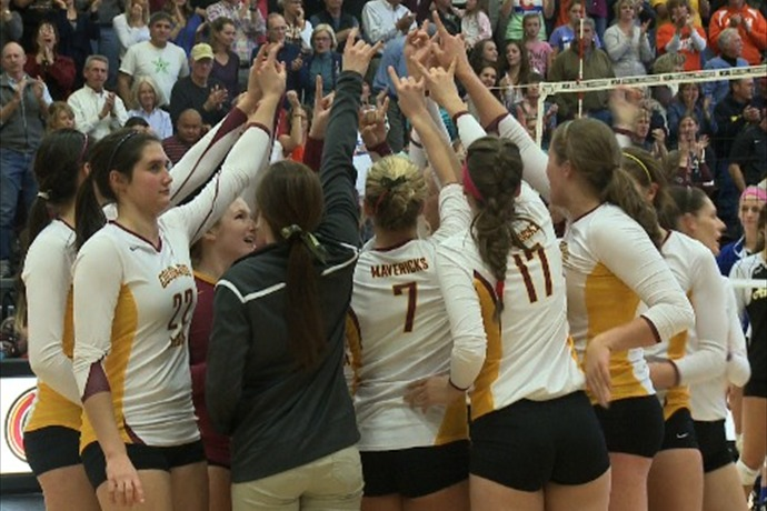 Mavs Sweep the Belles in First Round _8666007802379456136