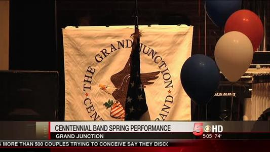Grand Junction Centennial Band Spring Performance_-2575879651358586876