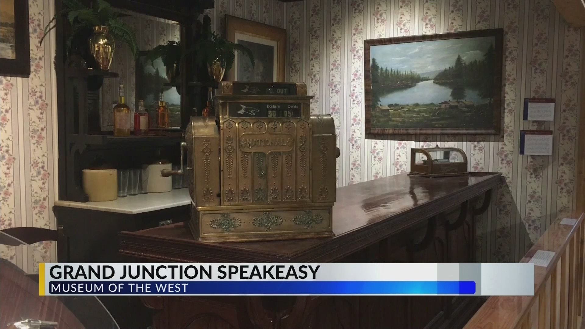Grand Junction Speakeasy Event