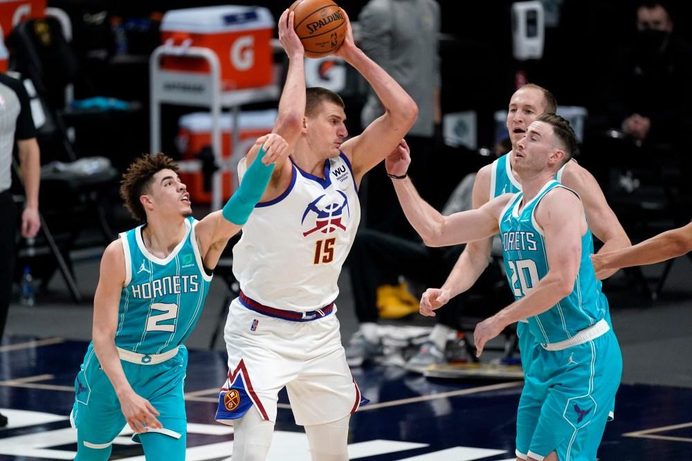 Nikola Jokic has triple-double, Nuggets beat Hornets 129-104    WesternSlopeNow.com