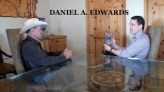 Western Trails TV talk show Author Daniel A Edwards