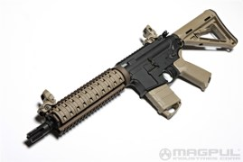 Magpul MOE AR-15 Stock Military Spec - Dark Earth